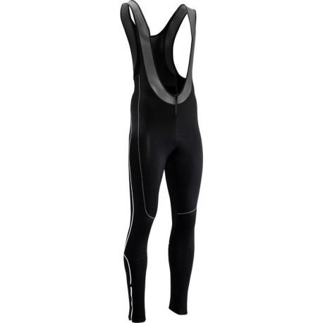 CANARD Pánské spodky dlouhé nohavice CESAR grafit/bílá, L