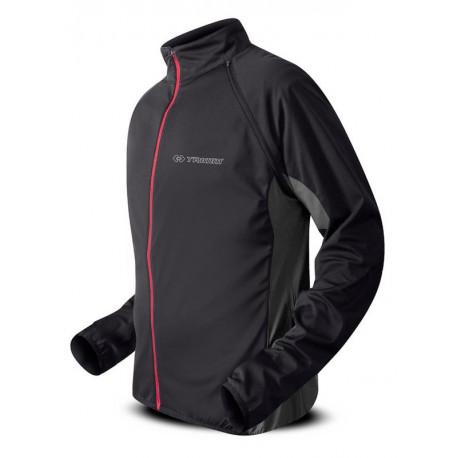 CANARD Pánské bavlněné tričko BELLAMY černá, XL