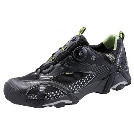 SWEEP Cyklistické návleky na nohy N008 black/grey, XS-S