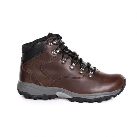 Mondeox Treková obuv PATAGONIA hnědá, 47