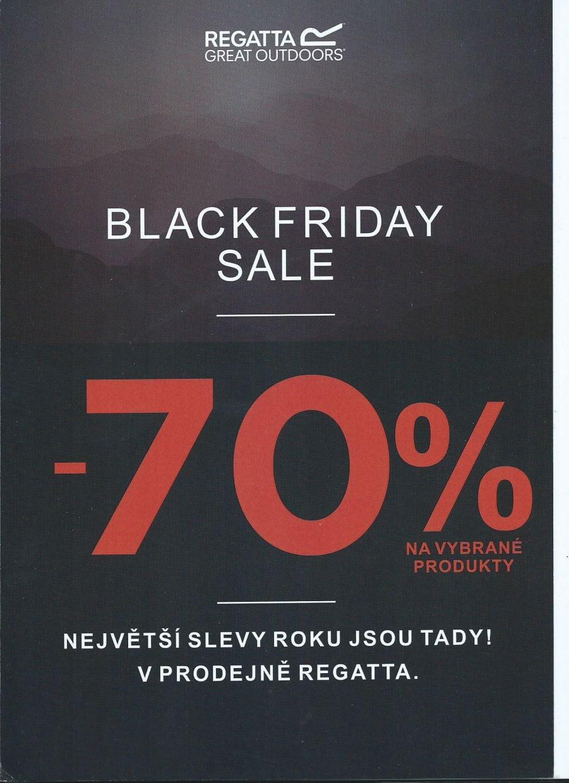Black Friday s Regattou do 30.11.