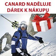 Soutěž o hodnotné ceny s dárkem u Canardu