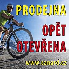 OD 27.4. opět otevřeno a široká nabídka pro sport, outdoor, cyklo pro vás