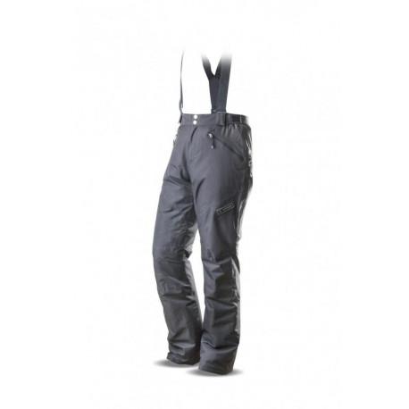 Kilpi Pánská softshellová bunda ELIO new šedá/černá, L
