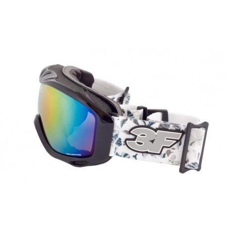 3F Vision Lyžařská helma Diverse 1566 - 3F černá, M