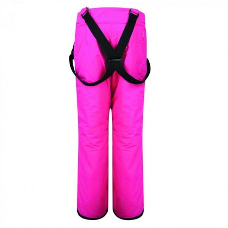 CANARD Dámské spodky dlouhé nohavice BOHEMIA grafit/černé švy, XL