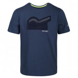 Pánské bavlněné triko Breezed RMT214