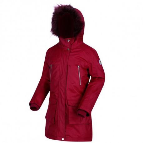TRIMM Dámská zimní lyžařská bunda RIVA černá/bílá, M