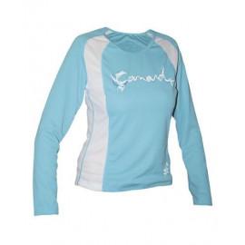 Dámské tričko s dlouhým rukávem SARGAS