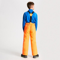Pánské dlouhé kalhoty se šlemi + sedlo TITAN X8