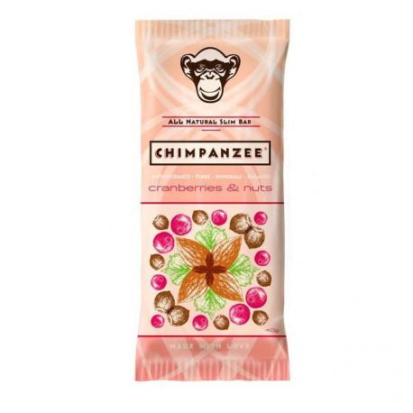 Slim bar Cranbaarries/nuts 40g - Chimpanzee