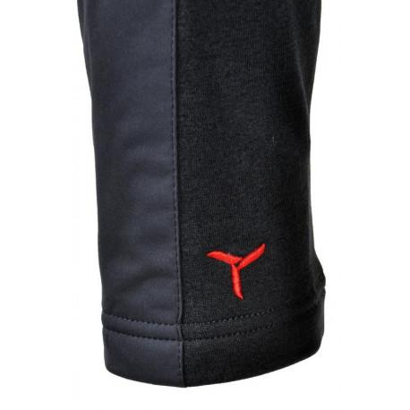 Regatta Pánské triko dlouhý rukáv Karter RMT171 šedá, S