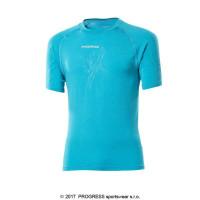 E NKR pánské tričko krátký rukáv bambus
