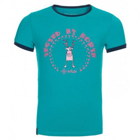 Dívčí bavlněné tričko MERCY-JG