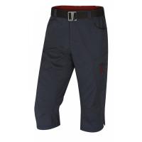 Pánské zateplené kalhoty se šlemi + sedlo PURE Z