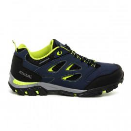 Dětské trekové boty Regatta RKF572 Holcombe Low