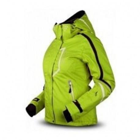 Dámská lyžařská bunda TRIUMPH zelená XL