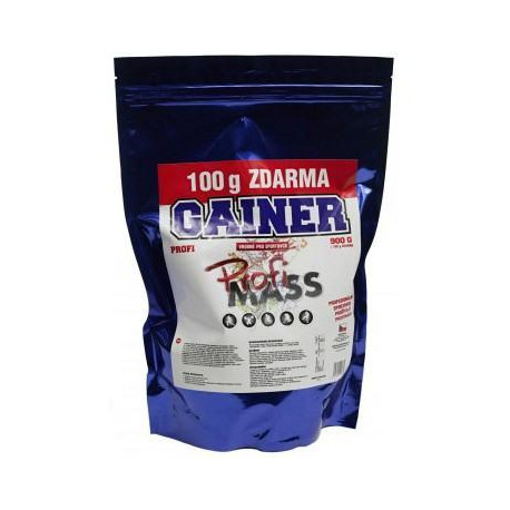 PROFI GAINER 13% čokoláda 900 g + 100 g zdarma