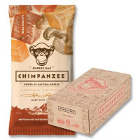 Energy barCashew/Caramel 55g - Chimpanzee