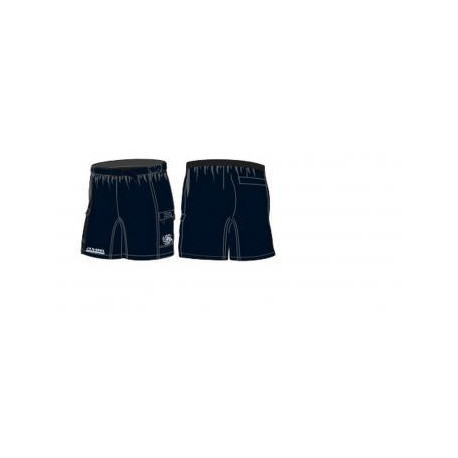 TRIMM Lyžařské kalhoty NARROW LADY černá, XL