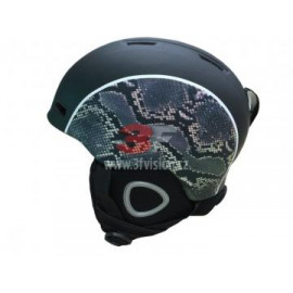 Lyžařská helma Snaky 1593