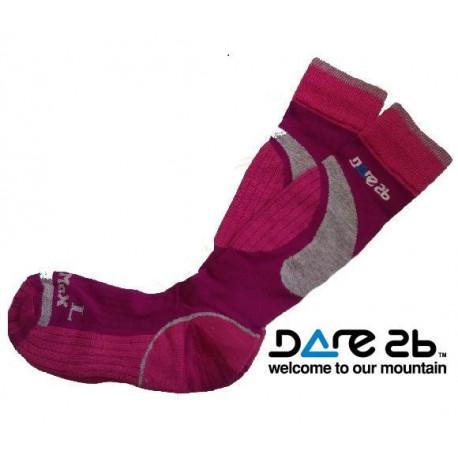 Lyžařské ponožky Dare2B POL705 CENIS wms