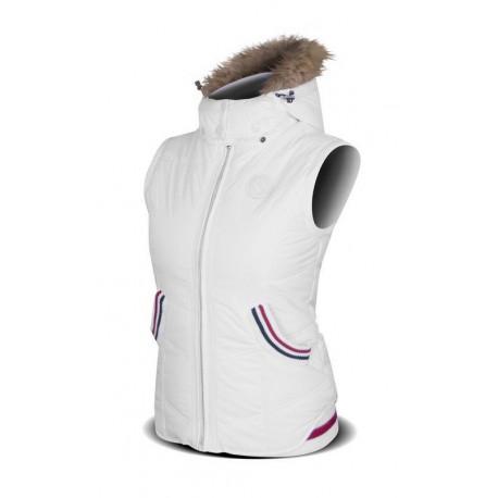 Dámská zimní vesta Marcy
