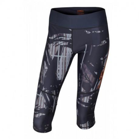 Axon Cyklo kalhoty NIPPON pas černá, L