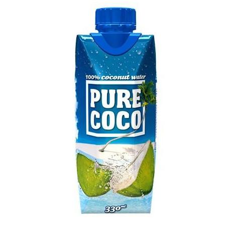 Pure Coco 100% kokosová voda