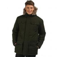Pánský zimní kabát Regatta RMP194 SALTORO