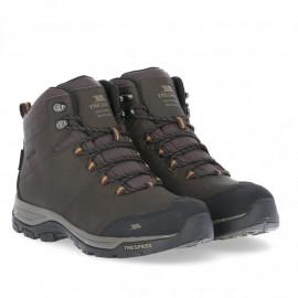 Pánské vyšší kožené outdoorové boty Hiram