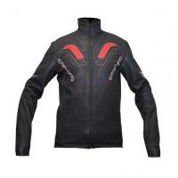 Pánská zateplená zimní cyklistická bunda STEPHANO