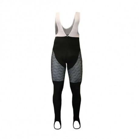 Pánské dlouhé zateplené cyklistické kalhoty PHOBOS, cyklo - Canard