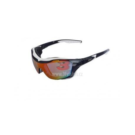 3F Vision Sluneční brýle Angle 1492 černá