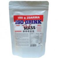 PROFI ISO DRINK pomeranč 400g + 100 g zdarma