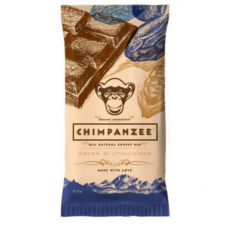 Energy bar Dates/Chocolate 55g - Chimpanzee