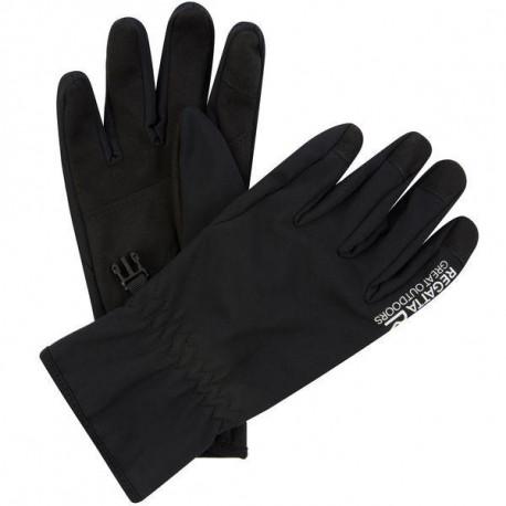 Regatta Dětská zimní bunda Icebound černá, 116