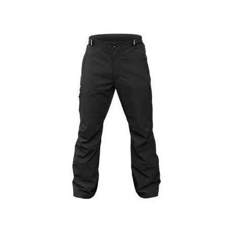 Lyžařské uni kalhoty Skilack black - RVC
