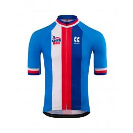 Pánský cyklodres CZECH TEAM Z | ELITE