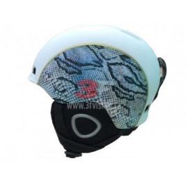 Lyžařská helmy 3F VISION Snaky 1594