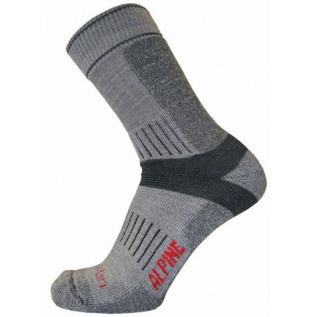 Funkční sportovní ponožky ALPINE TREKKING