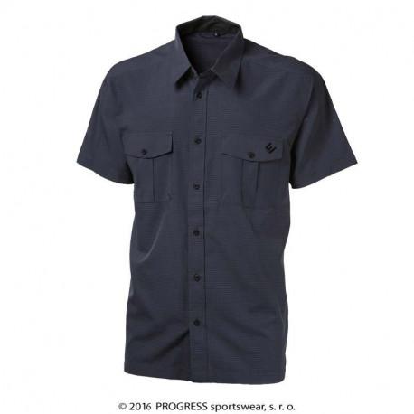 PULSE pánská košile s bambusovým vláknem