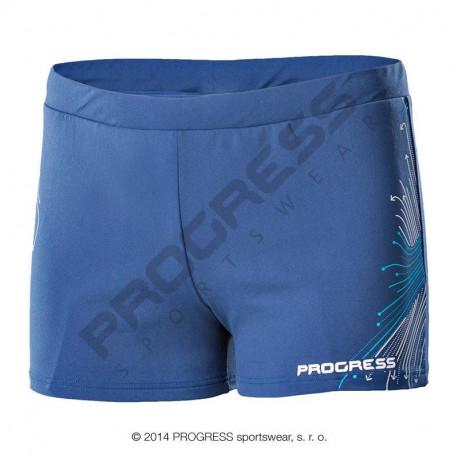 ADMIRAL pánské sportovní plavky s nohavičkou