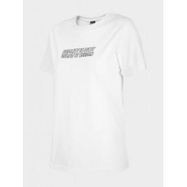Dámské bavlněné basic tričko TSD212