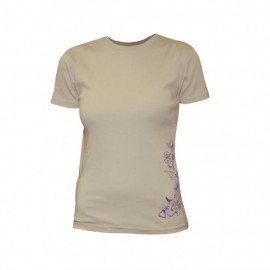 Dámské bavlněné tričko IVORY