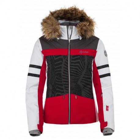 Husky Dámská péřová bunda – Heral L -20°C růžová, XS
