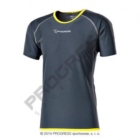 FASTER pánské funkční běžecké triko