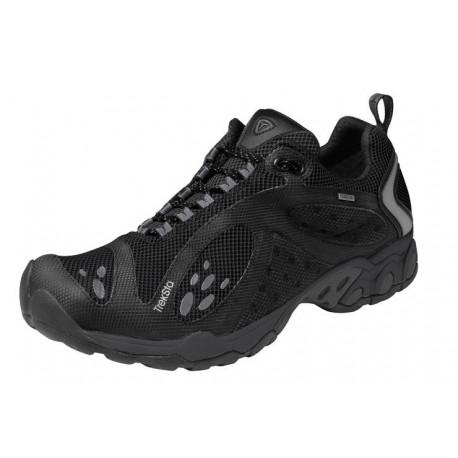 Regatta Pánská treková obuv Alderson Mid RMF481 šedá/hnědá, 41