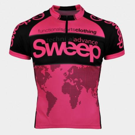 Cyklistický dres dětský D014A