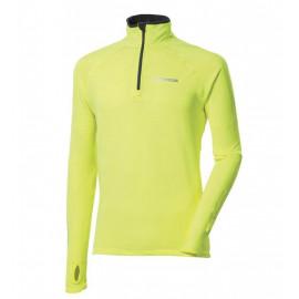 Pánský funkční sportovní pulovr KAMIL HI-VIZ